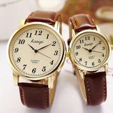 Часы парные для влюбленных модные повседневные кварцевые наручные