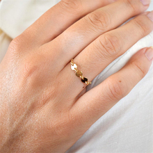 Minimalism Coins Rings 14K Gold Filled Knuckle Ring Gold Jewelry Anillos Mujer Bague Femme Boho Aneis Ring For Women