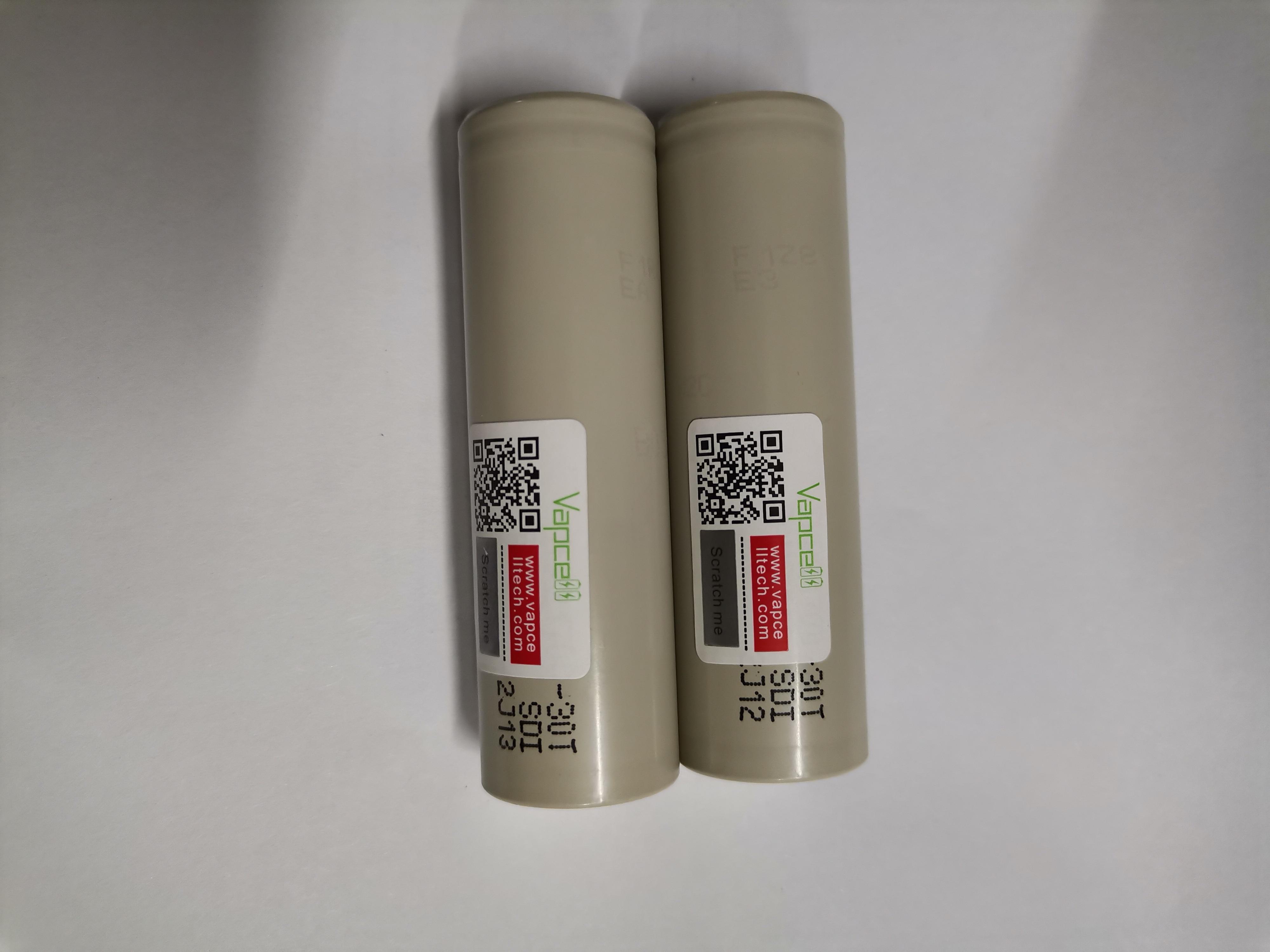 Vapcell-batería de iones para herramientas eléctricas, recargable, Original, 30T, 21700, 3100mah, 35A, 3,7 V, envío gratis
