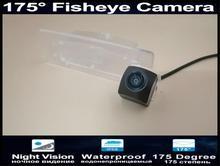 цена на HD 1080P 175 Degree Fisheye Lens Reverse Parking Car Rear view Camera for KIA K5 K4 2011 2012 2013 2014 Optima Lotze Car Camera