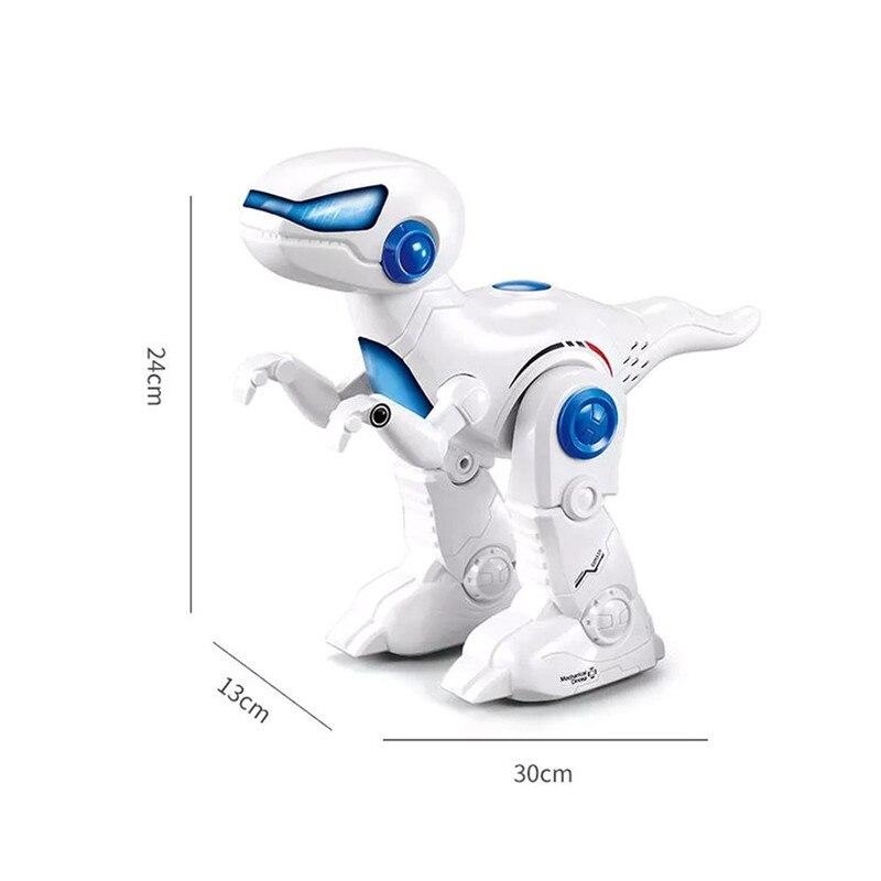 dinossauro modelo rc robo com musica flash 05