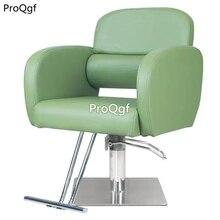 Prodgf 1Pcs A Set Romantic Fashion Cool Barber Shop Salon Chair