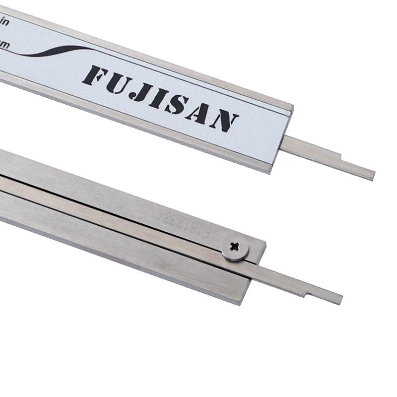 FUJISAN digitális Vernier féknyereg 0-150 mm / 0,01 rozsdamentes - Mérőműszerek - Fénykép 5