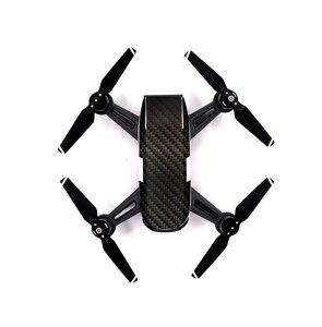 Image 5 - 6 farben (6 teile/los) wasserdicht Drone Schutz PVC Haut Abdeckung Aufkleber für DJI Funken Kamera Drone Körper Haut Decals Zubehör