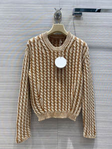 Knitted-Sweater Pullover Jumpers Autumn Women Ladies Cashmere for Tclai High-Quality