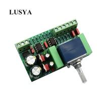 Lusya  HIFI professional grade A class amplification preamp tone board finished British music classic amplifier A1 017