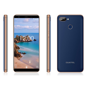 Image 4 - OUKITEL C11 Pro 4G Smartphone 5.5 inch 18:9 Android 8.1 Quad Core 3GB RAM 16GB ROM Cell phones 3400mAh Mobile Phone