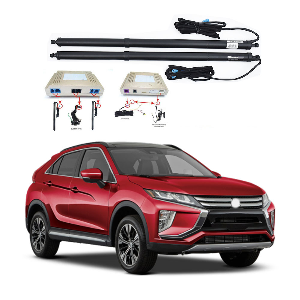 Electric Tailgate Refitted For MITSUBISHI ECLIPSE / CROSS / LANCER EX 2018- Tail  Electric Tail Door Power Tailgate Lift Lock