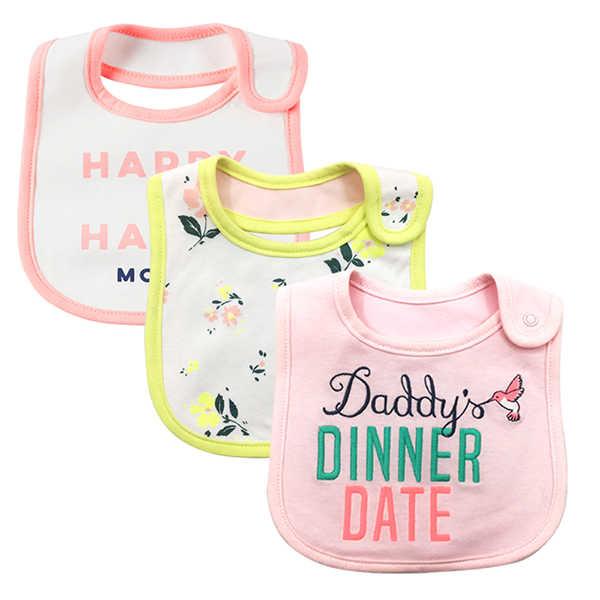 Baberos de bebé Bandana impermeable bebé niñas niños Baberos y Burp ropa producto toalla Bandanas al por mayor ropa de bebé