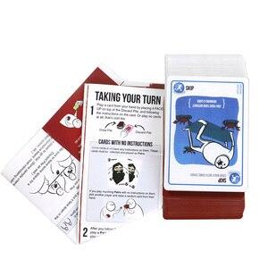 Juego de cartas gatito inglés completo explode divertido juego de viaje para niños adultos Original-caja roja, NSFW-caja negra, regalo de juego familiar de expansión