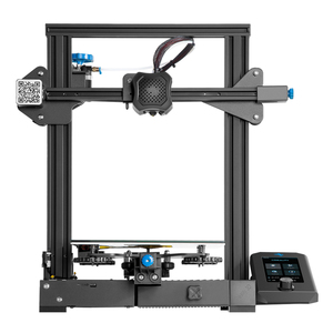 Image 4 - Ender 3 V2 zestaw do drukarki 3D zaktualizowany samodzielnie opracowany cichy płyta główna Creality 3D inteligentny czujnik żarnika wznowić drukowanie.