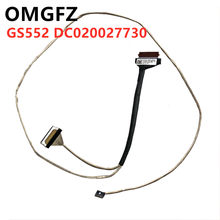 Novo para lenovo gs552 dc020027730 lcd tela edp cabo de exibição LUXSHARE-ICT 30pin