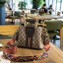 цены High Quality Sexy Leather Ladies Wild Shoulder Crossbody Handbags Designer Women Messenger Totes Bag New