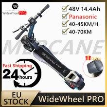 WideWheel Pro – trottinette électrique intelligente, 48V, 1000W, double motorisation, freins à disque, Skateboard, nouveauté, Stock EU