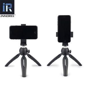 Image 5 - INNOREL PW10N حامل كاميرا شوّاية منضديّة صغيرة حامل هاتف ثلاثي القوائم محول متعدد الوظائف لمعدات التصوير بدون مرآة