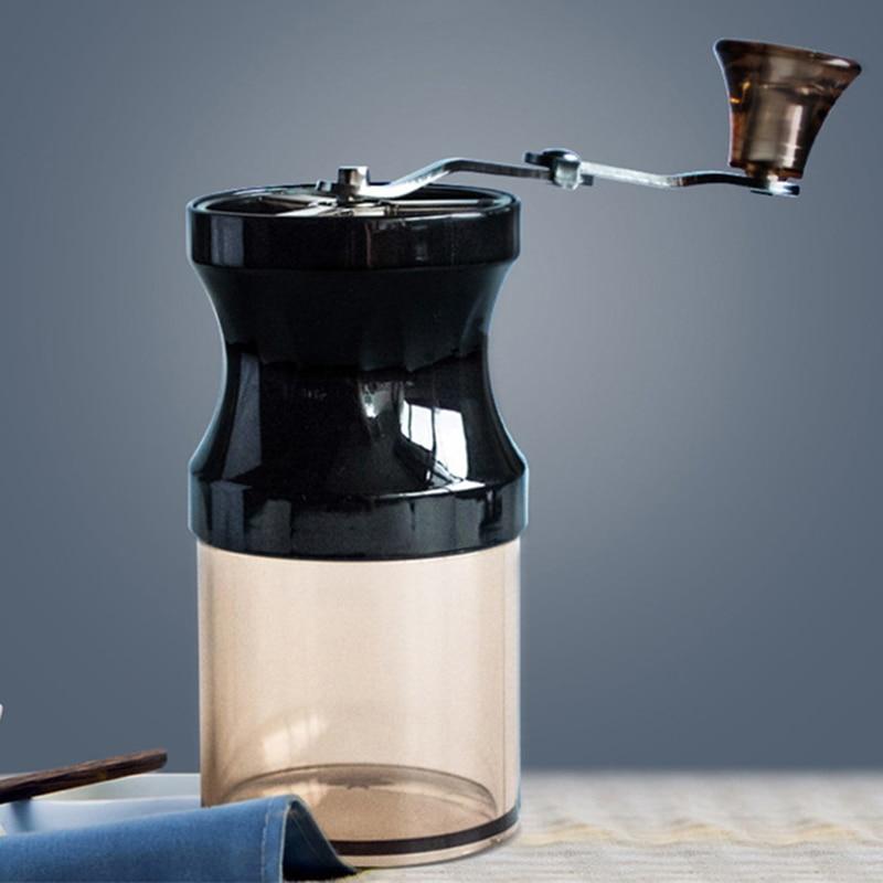Retro Manual Coffee Grinder Ceramic Core Portable Coffee Mill Coffeeware Spice Coffee Beans Grinder|Manual Coffee Grinders| |  - title=