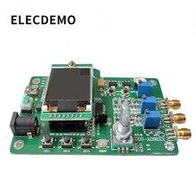Módulo generador de señal AD9851 de alta velocidad DDS, función con LCD, programa de envío, Compatible con función de escaneo 9850
