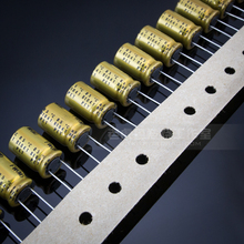 5pcs Free shipping 1000uF 16V FW series NICHICON imported 85 degree audio capacitor gold 10X16