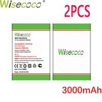 WISECOCO 2 шт. 3000 мА/ч, BD29100 Батарея для htc G13 A510c A510e Explorer HD3 HD7 PG76100 T9292 T9295 Wildfire S Чехол для мобильного телефона