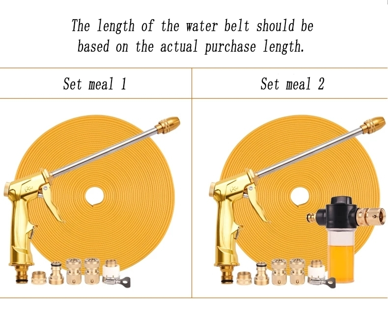 Pistola de Água de Cobre Longo Bico