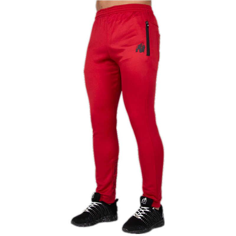 スウェットパンツ男性ポケット無地パンタロンカジュアルズボン男性服 2019 ジョギングパンツマンファッションタイトな鉛筆のズボン