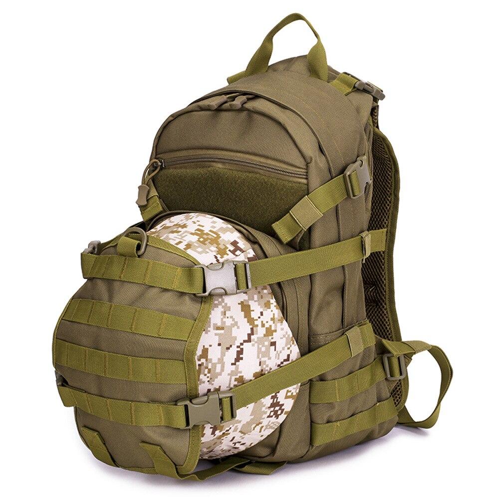 Transfrontalier pour 25L sac à dos extérieur sac tactique gilet sac à dos étanche sac d'alpinisme hommes et femmes randonnée Backpac