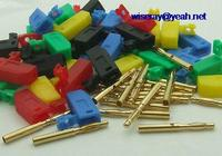 Dhl/ems 1000 pcs 5 색 구리 도금 된 2mm 바나나 플러그 바인딩 포스트 테스트 프로브 Instru-A7