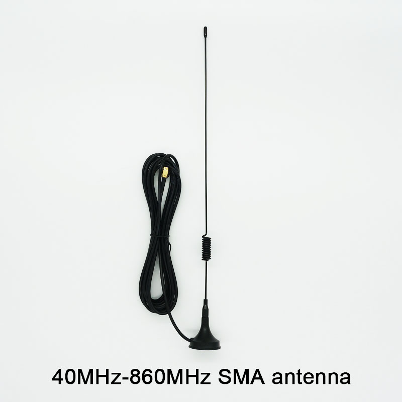 40MHz-860MHz SMA Antenna For HackRF