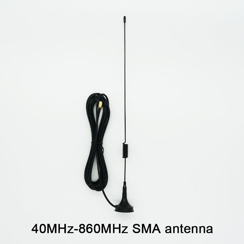 40MHz-860MHz SMA Antenna For HackRF