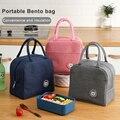 1 шт. новые сумки-Кулеры, водонепроницаемые нейлоновые портативные термальные Оксфордские сумки для обеда на молнии для женщин, удобный Лан...