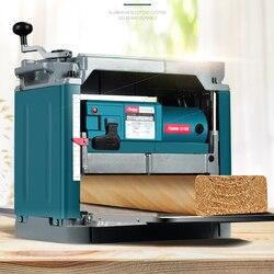 Holzbearbeitung Multi-funktion Hobel Power Werkzeuge Haushalt einseitig Hohe-power Desktop Hobel Hobel Hobel Hobel