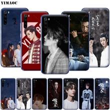 YIMAOC The Untamed Wang Yibo Phone Case for Xiaomi MI 9T 9 8