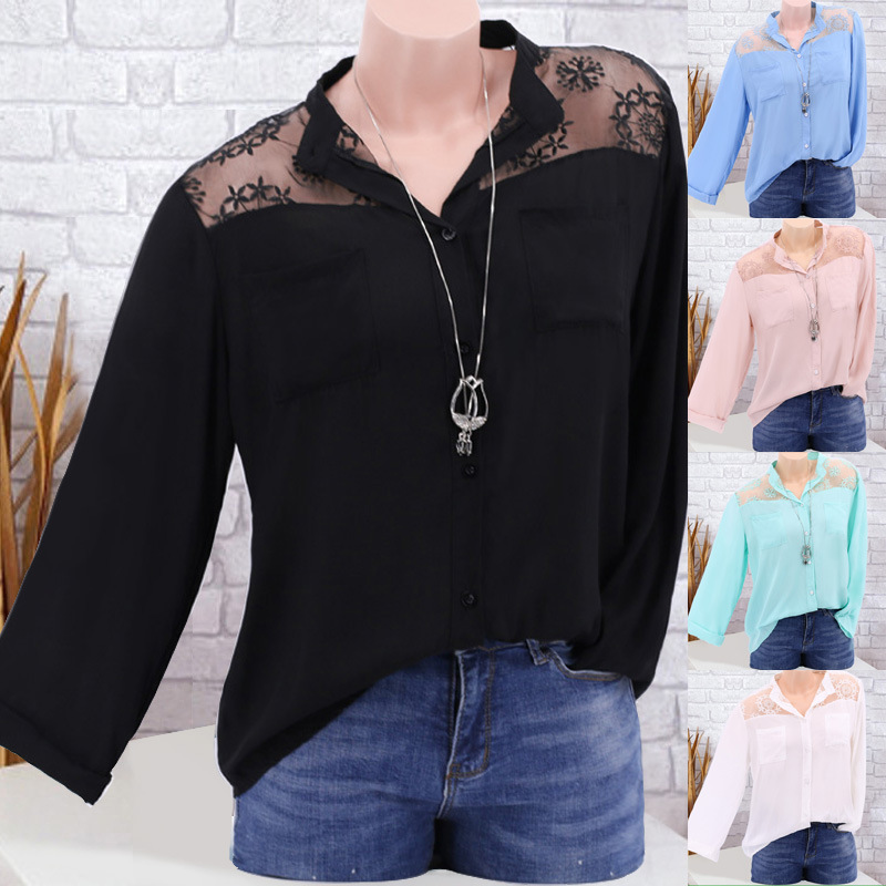 new women blouse fashion 2020 female womens top shirt lac sexy festivals classics comfort ladies clothing top xxl