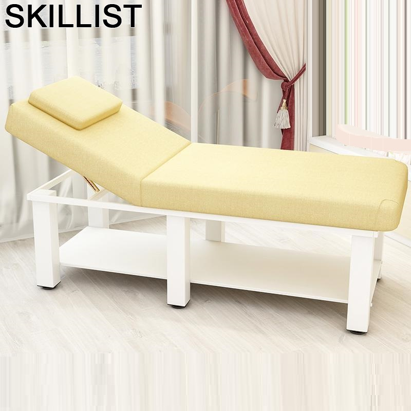Massaggio Mueble De Pliante Tafel Silla Masajeadora Beauty Furniture Table Camilla Masaje Plegable Salon Chair Massage Bed