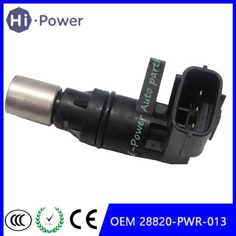 original genuino oem 28820 pwr 013 sensor de velocidade de transmissao para honda accord 2
