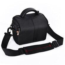 Fusitu DSLR 비디오 카메라 가방 방수 어깨 가방 비디오 카메라 케이스 캐논 니콘 소니 렌즈 파우치 사진 가방