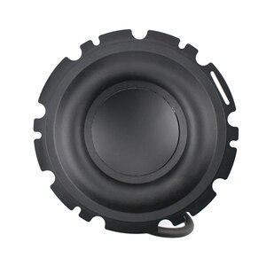 Image 3 - مكبر صوت GHXAMP 4.5 بوصة مضخم صوت جهير مكبر صوت متوسط جهير حوض كبير من المطاط المركب من الألومنيوم 4OHM 90dB 50 واط للمنقطع النظير