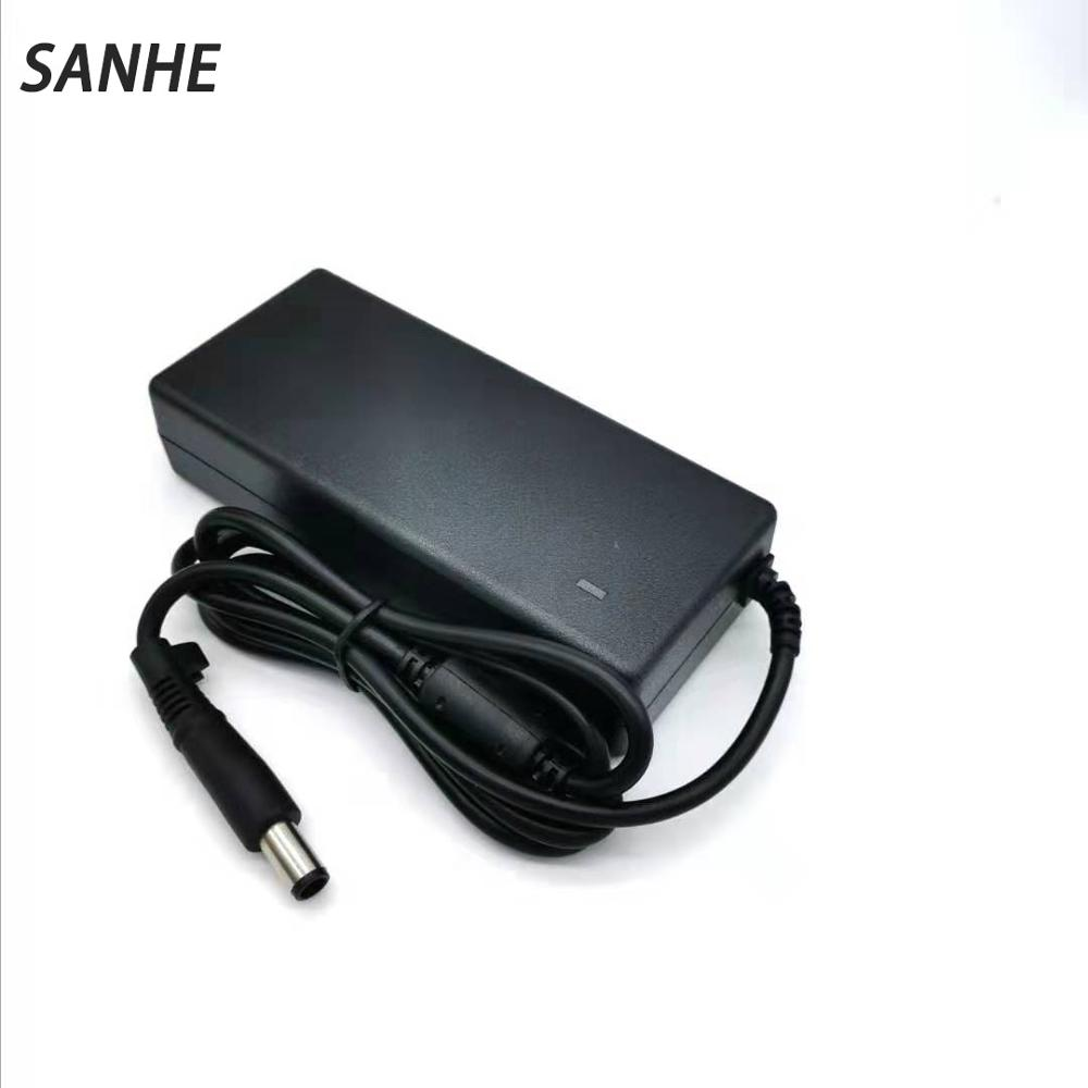 Newest 90W 19V 4.74A Replacements AC Laptop Adapter Charger Fit for HP Pavilion DV4 DV5 DV7 G60 Notebook replacements Adapter 6