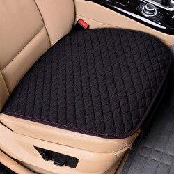 AUTOYOUTH poduszki na siedzenia samochodowe pokrowce na siedzenia samochodowe fotelik samochodowy chroni akcesoria samochodowe dla samochodów krzesło biurowe z przodu Pad 1 szt