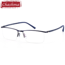 148 mm Wide Large Prescription Glasses Frame Titanium Alloy