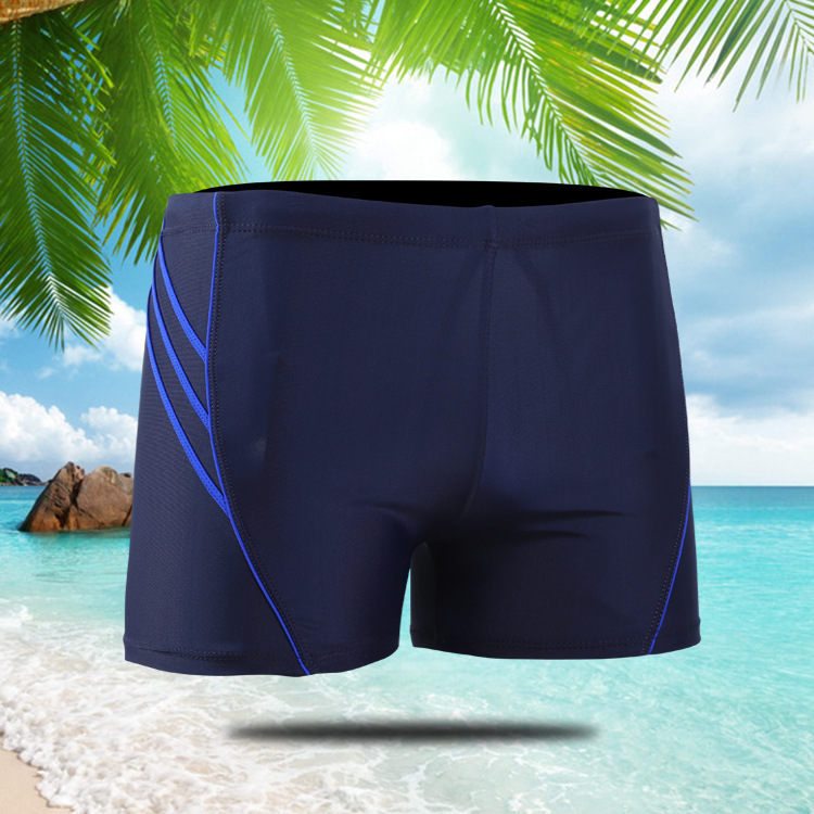 New Style Swimming Trunks Men AussieBum Fabric Men Lace-up Swimming Trunks