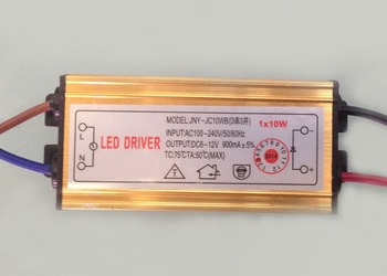 Free shipping high quality 10W 12V 900mA LED driver power supply 10W LED waterproof power supply
