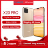 """Cubot X20 Pro 6GB+128GB AI Mode Triple Camera 6.3"""" FHD+Waterdrop Screen Helio P60 Cellphone Android 9.0 Face ID Cellura 4000mAh"""
