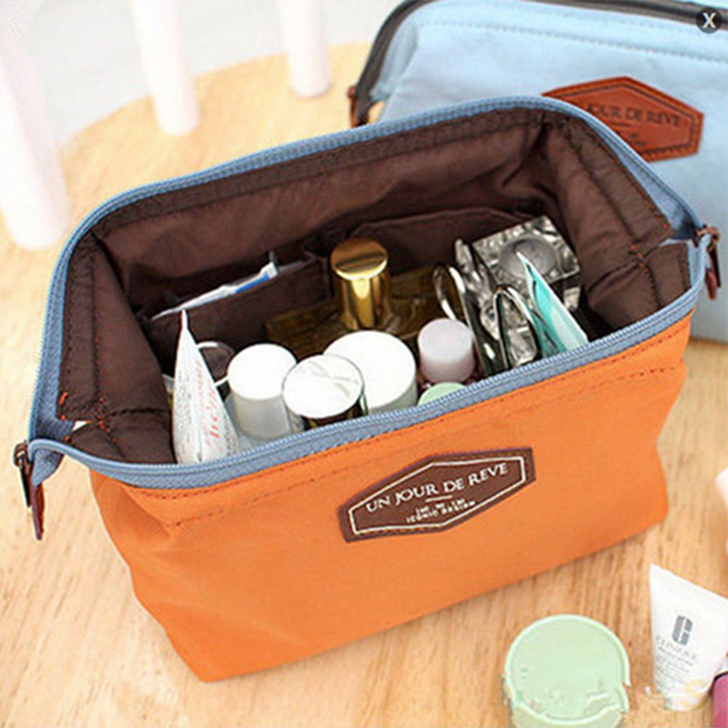 Beauty Travel Cosmetic Bag Women Multifunction Makeup Pouch Toiletry Case Makeup Toiletry Purse Holder Beauty Wash Bag Organizer