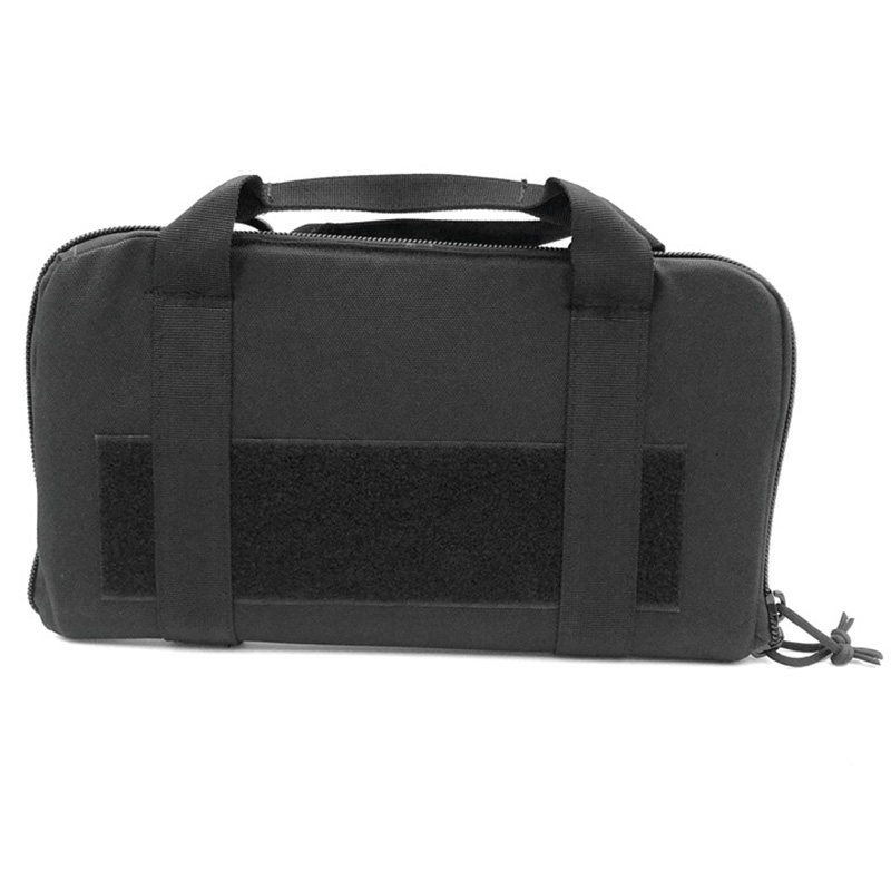 Outdoor Carry Bag Portable Pouch Durable Hand Soft Case Portable Hunting Accessories Black-ABLD