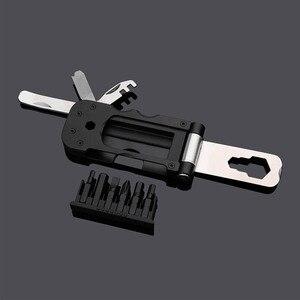 Image 2 - NexTool Multi funzionale Della Bicicletta Tool Strumento di Magnetic Manicotto Squisito e Portatile Outdoor Strumento di Riparazione Chiave