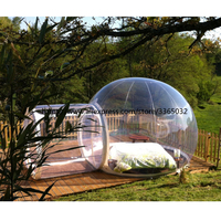 2019 Hot Sale Inflatable Bubble Tent House Large Inflatable Igloo Tent for Outdoor Camping