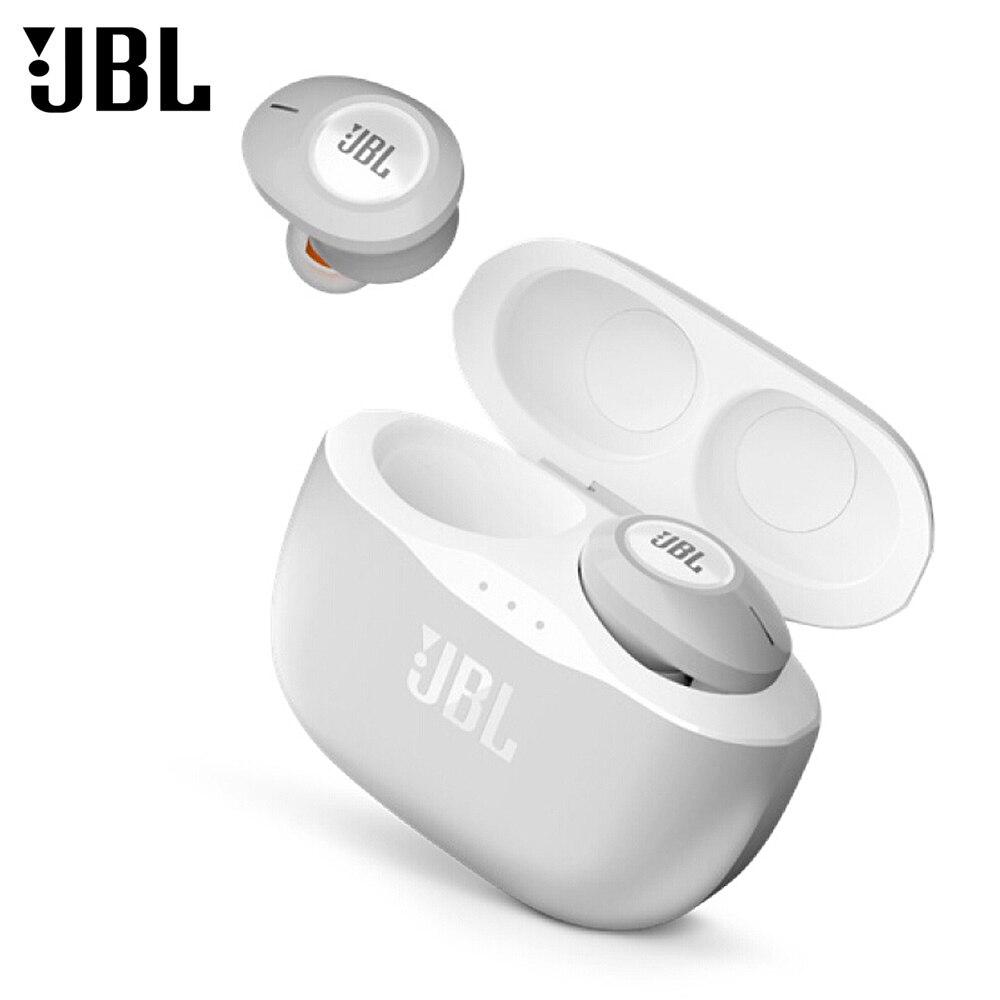 100% Original JBL TUNE 120 TWS True Wireless Bluetooth Headphones with Mic Earphones Sports Earphone with Charging Case