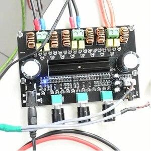 Image 5 - 80W+80W+100W 2.1 Channel TPA3116 digital Power Stereo Amplifier Board With Two NE5532 OP AMP TPA3116D2  Bass Subwoofer Amplifier