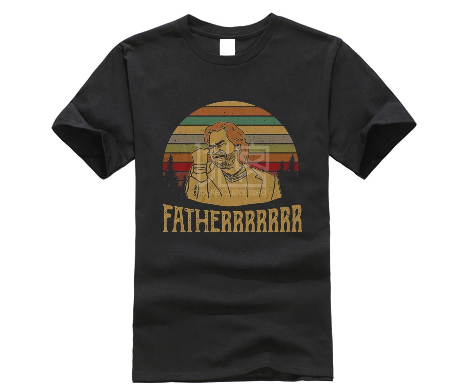 Brand Men Shirt IT Crowd Douglas Father Shirt